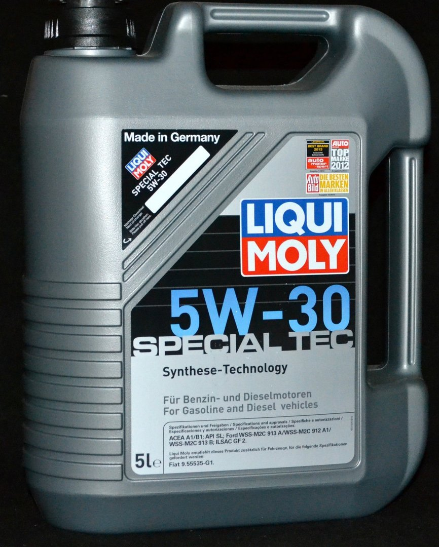 5 liter liqui moly special tec 5w 30 ford a1 b1 motor l 5w30 wss m2c 912 a1 levoil. Black Bedroom Furniture Sets. Home Design Ideas