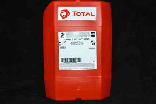 20 Liter TOTAL Quartz Ineo MC3 5W-30 Motoröl 5W30 BMW LL-04 VW