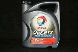 5 Liter Total Quartz Ineo LONG LIFE 5W-30 Motoröl 5W30 VW 504 00 / 507 00 BMW