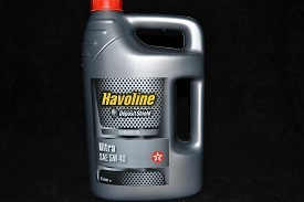 5 Liter Texaco Havoline Ultra 5W-40 Motoröl 5W40 Synthetisch BMW OPEL VW