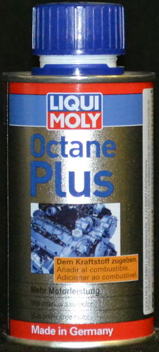 150 ml Liqui Moly Octane Plus