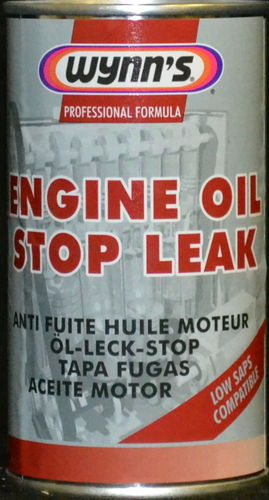 325ml Wynns Engine Oil Stop Leak -Öl-Verlust-Stop