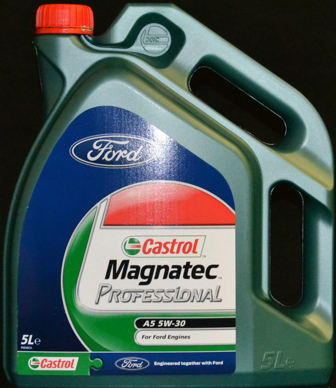 5 liter castrol magnatec professional a5 5w 30 motor l. Black Bedroom Furniture Sets. Home Design Ideas