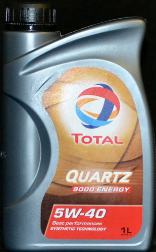 1  Liter Total Quartz Energy 9000 Motoröl 5W-40