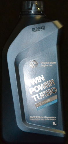 1 Liter Original BMW Twin Power Turbo 5W-30 Motoröl Longlife 04 ACEA C3 LL04